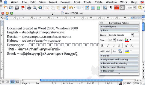 Os word for mac 10.4.11 x download free microsoft